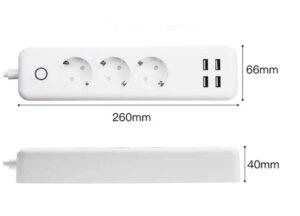 ۳ راهی هوشمند تویابا خروجی USB